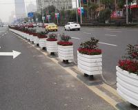 道路绿化花箱的功能分析