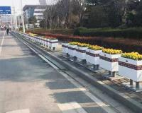街道组合花箱的城市景观提升价值!